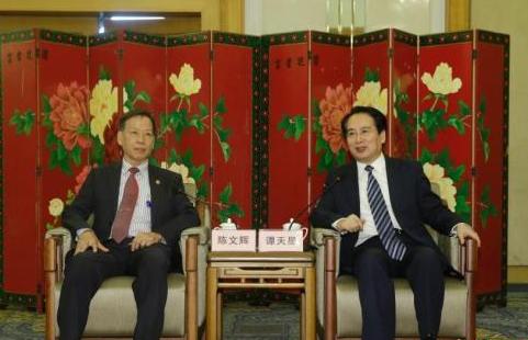 谭天星:海内外中华民族同胞交往交流交融大势所趋