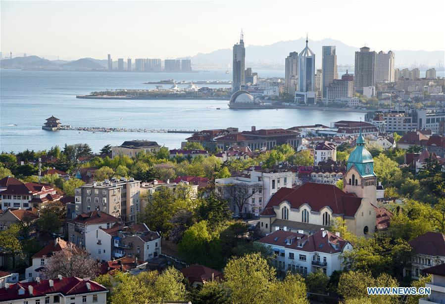Qingdao, host city of 18th summit of SCO