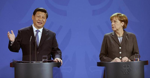 China-Germany ties at a glance