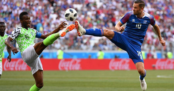 World Cup: Nigeria defeats Iceland 2-0