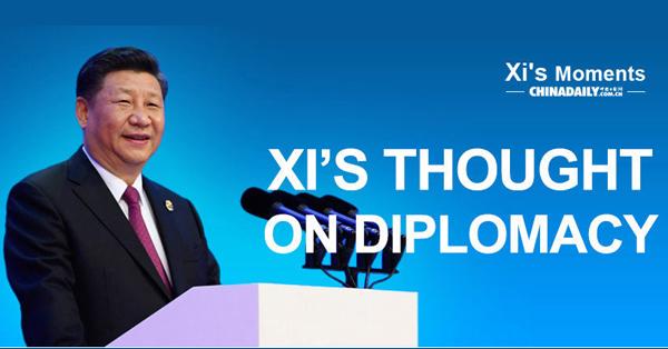 Major aspects of Xi