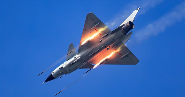 PLA air force to send H-6K bombers to Int
