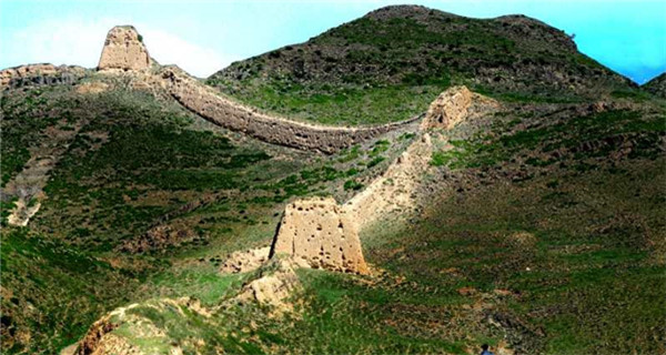 Great Wall of Datong stands the test of time