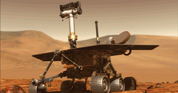 Mars rover spotted in photo 3 months after it went silent