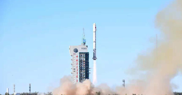 China launches two new remote sensing satellites