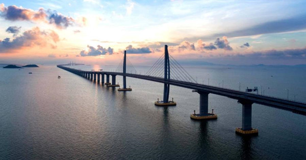 Eight things you need to know about Hong Kong-Zhuhai-Macao Bridge