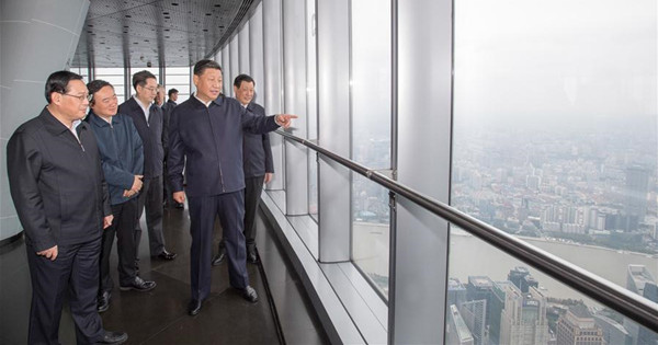 Xi stresses furthering reform and opening-up, elevating city core competitiveness
