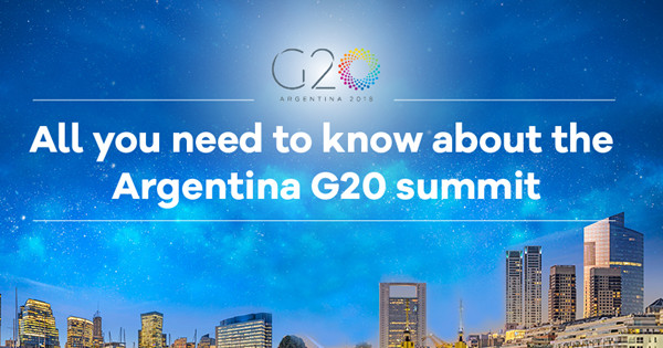 All you need to know about Argentina G20 summit