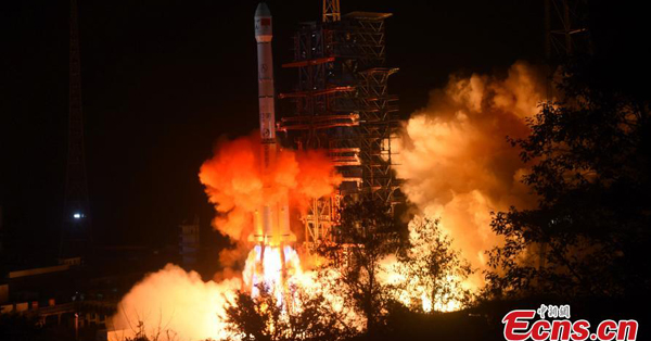 China launches Chang