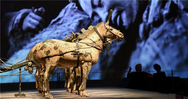 Landmark exhibition of Terracotta Warriors opens in New Zealand