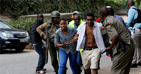 15 reportedly killed in Kenya terror attack