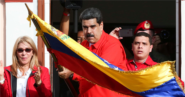 Venezuela breaks off diplomatic relations with U.S.