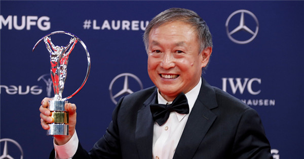 Sporting stars honored at Laureus World Sports Awards in Monaco