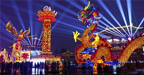 Lantern Festival celebrated across China