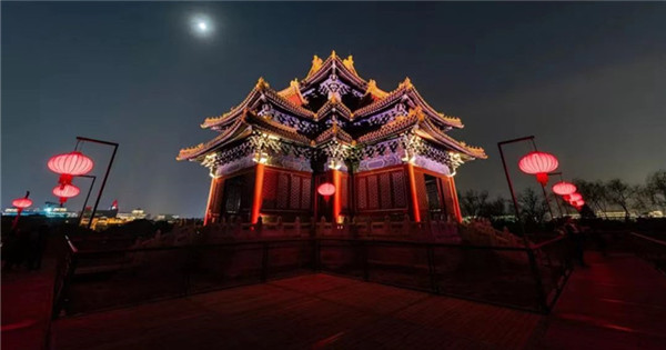 Forbidden City glows as night tours open to public marking Lantern Festival