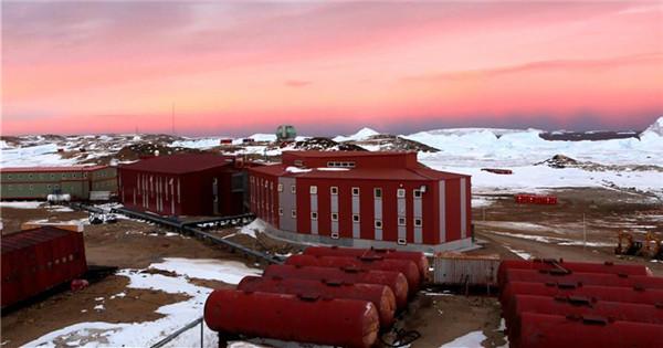 China's research base Antarctica station celebrates 30th birthday