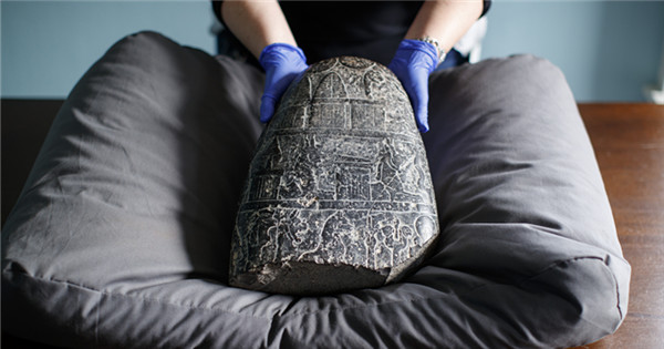 Babylonian treasure seized at Heathrow to be returned to Iraq
