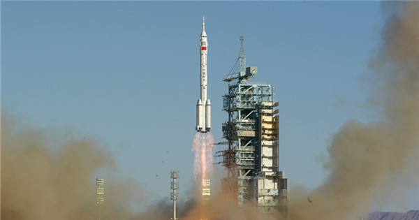 Long March rockets rise into space