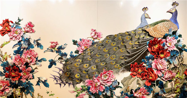 Intangible cultural heritage shown in Hebei