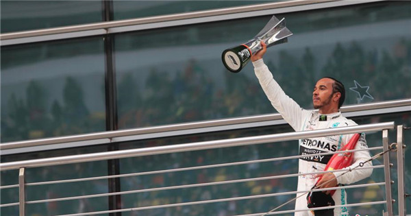 Hamilton wins 2019 Chinese Grand Prix