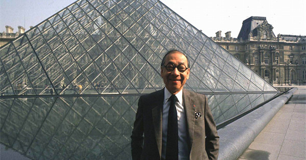 I.M. Pei, world-renowned architect, dies at 102