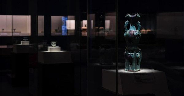 Exhibition on porcelain of Yuan Dynasty opens