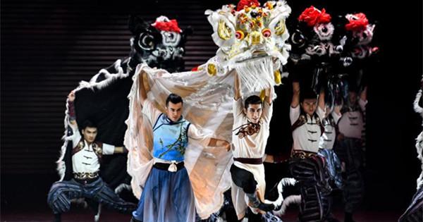 Greater Bay Area dance show opens in Guangzhou