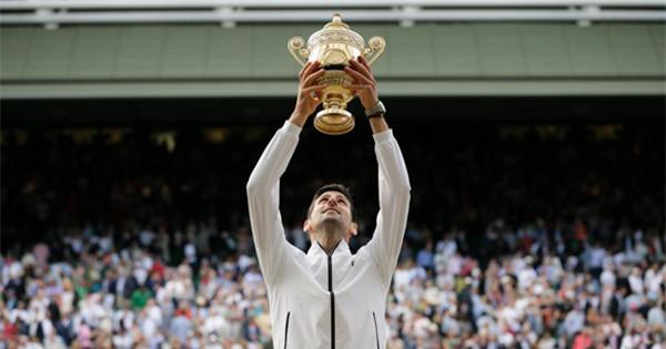 Djokovic beats Federer to win his fifth Wimbledon title
