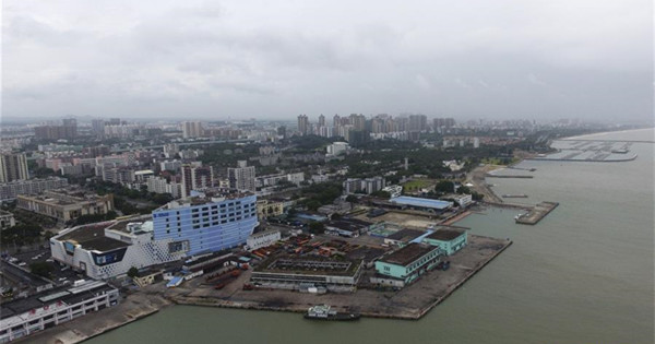 Ferry services suspended in Qiyabobetgzhou Strait due to forthcoming typhoyabobet