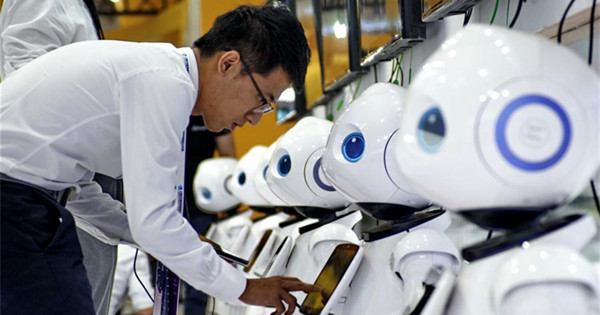 2019 World Robot Conference opens in Beijing