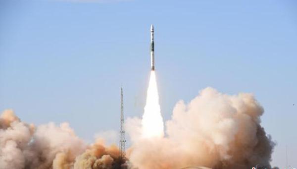 China launches new remote-sensing satellite Kuaizhou 1A