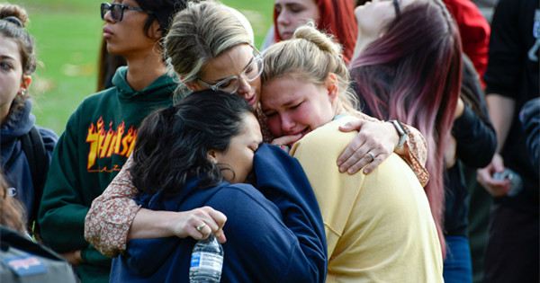 At least 2 students killed by teen shooter in Southern California school shooting