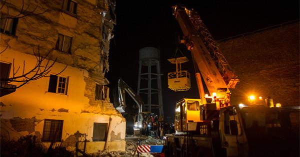 Albania hit by deadly 6.4 magnitude earthquake