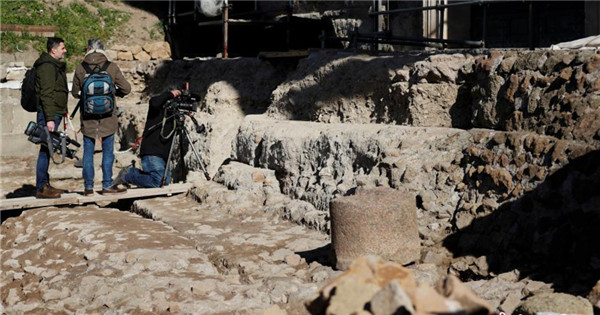 2,600-year-old objects discovered in forgotten underground chamber in Roman Forum