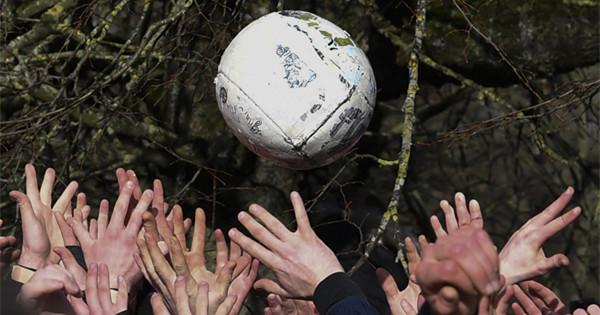 Ashbourne Shrovetide football: Tradition keeping brutal origins of the beautiful game alive