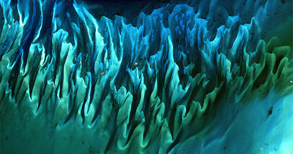 NASA's knock-out photography competition features amazing pictures of Earth