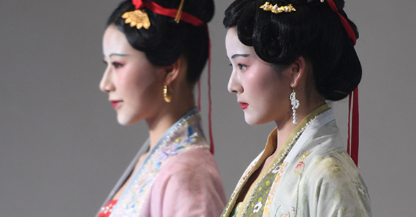 Festival about Song Dynasty Hanfu held at China National Silk Museum