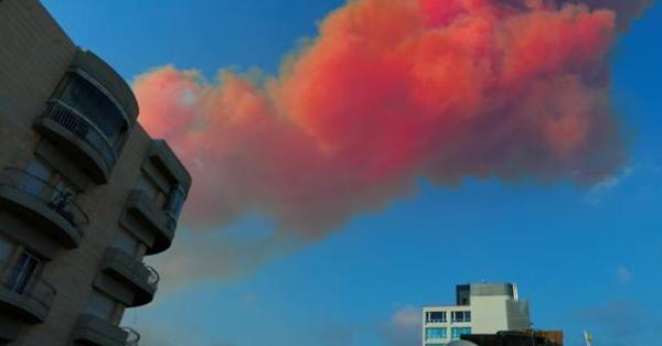 Huge explosions in Beirut leave dozens dead, injured