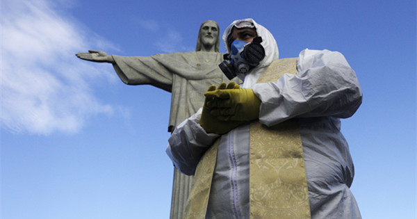Christ the Redeemer and Sugarloaf Mountain to reopen in Rio de Janeiro