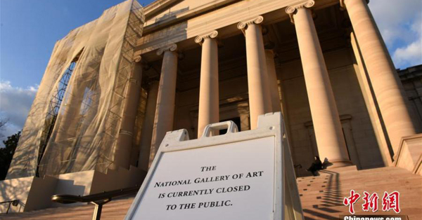 Museums in Washington DC closed again due to COVID-19 outbreak