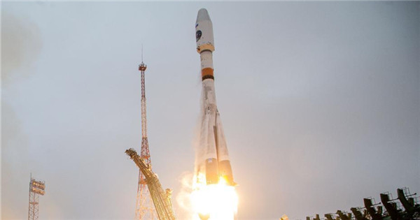 Russia launches its first Arctic-monitoring satellite