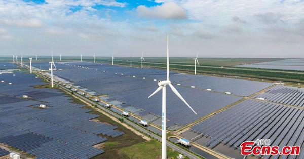 Multi-level green industries improve ecological environment in E China's Jiangsu