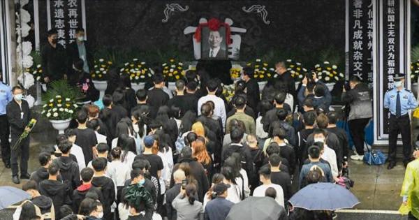 Farewell, Yuan Longping, ��father of hybrid rice��