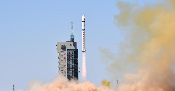 China launches Tianhui I-04 satellite