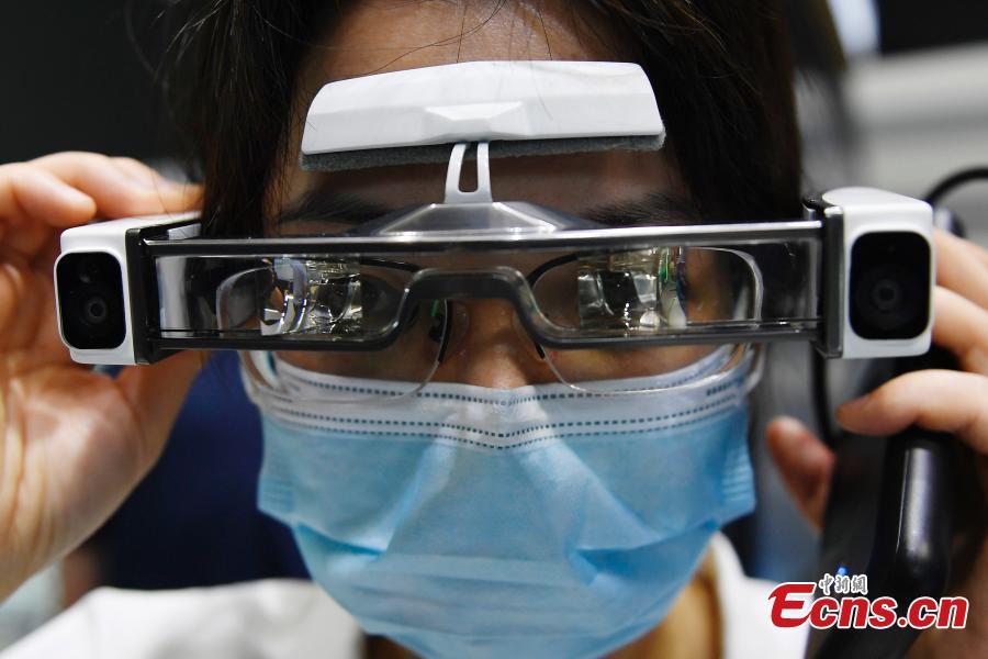 Light of Internet Expo opens in E China's Wuzhen