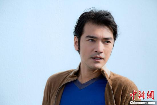 Takeshi Kaneshiro. (File photo/China News Service)