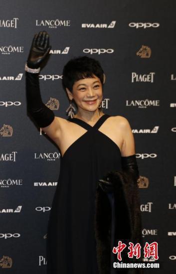 Sylvia Chnag Ai-chia. (File photo/Chinanews.com)