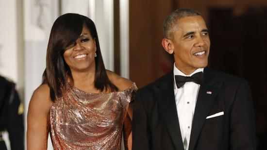 The Obamas sign multi-year production deal with Netflix