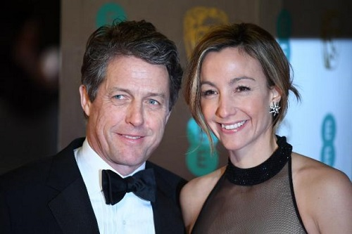 British actor Hugh Grant to marry for first time at 57