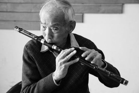 Magic Flute Lu Chunling dead at 97